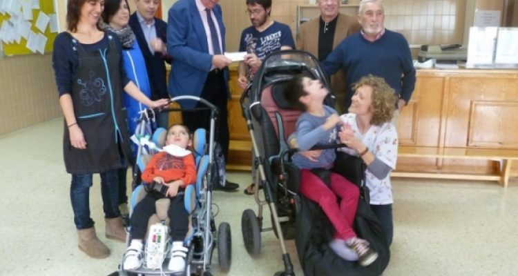 Local Freemasons help Raquel Payá school
