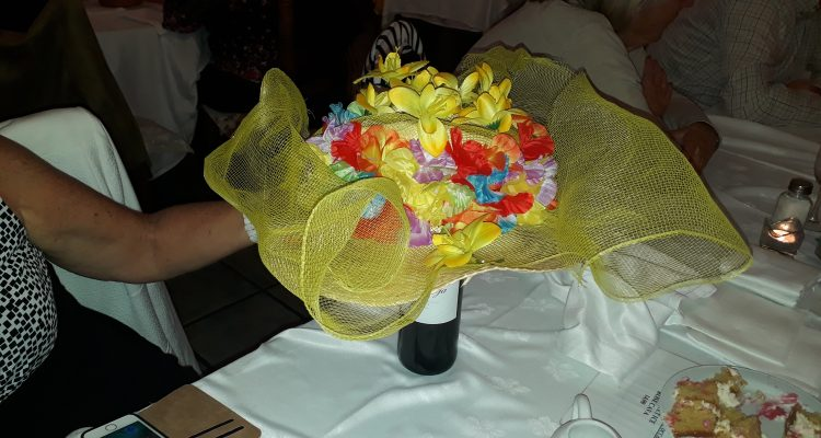 Caledonia Lodge Easter Bonnet Competition.