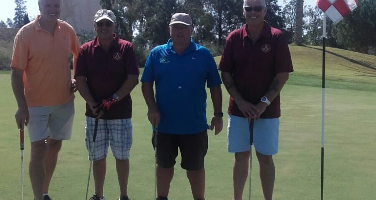 The Provincial Grand Lodge of Valencia holds Golf Day for charity.