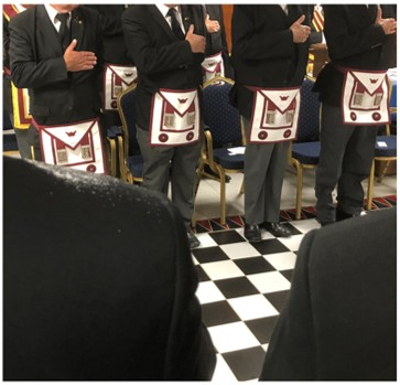 Two New Athelstan Courts Consecrated