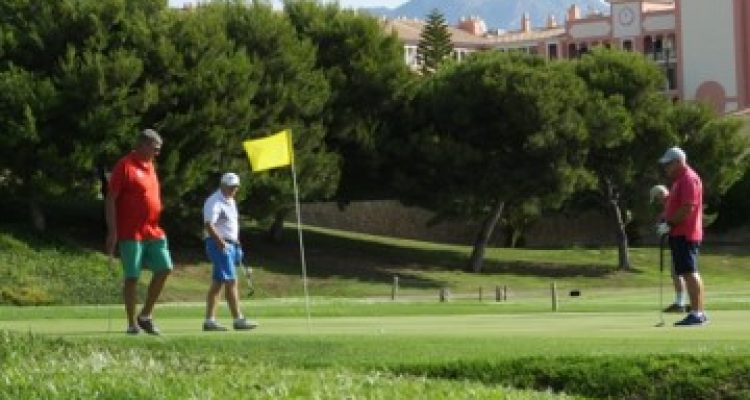 2019 Charity Golf Tournament Raises an Amazing 5,000€