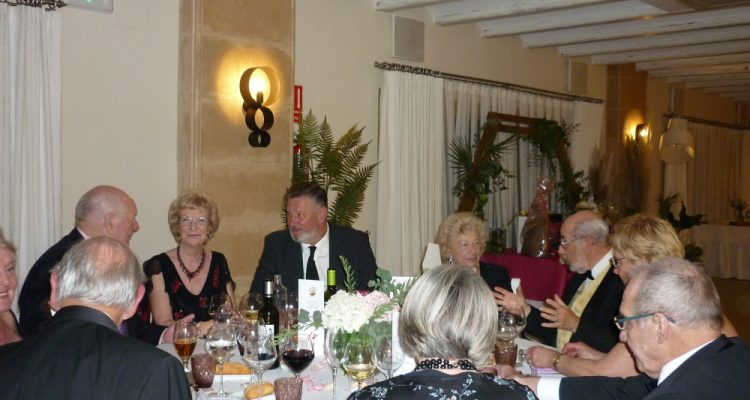 Local Freemasons Lodge holds its annual Ladies Night.